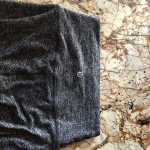 Gray lululemon high waisted leggings